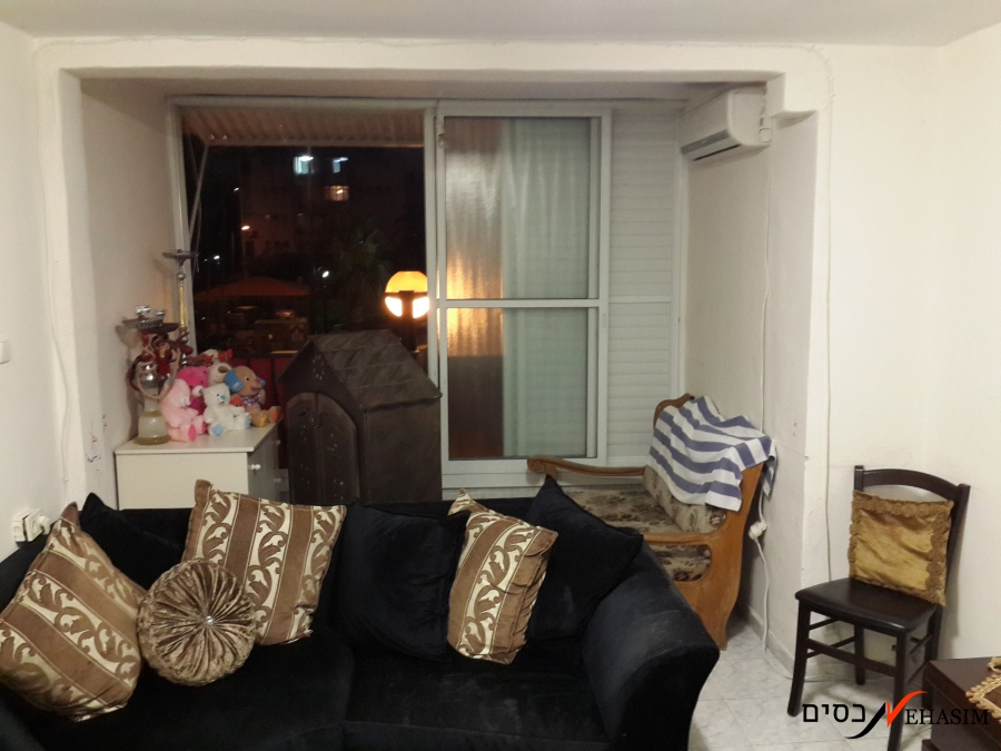 A 1.5 bedrooms apartment in Jaffa