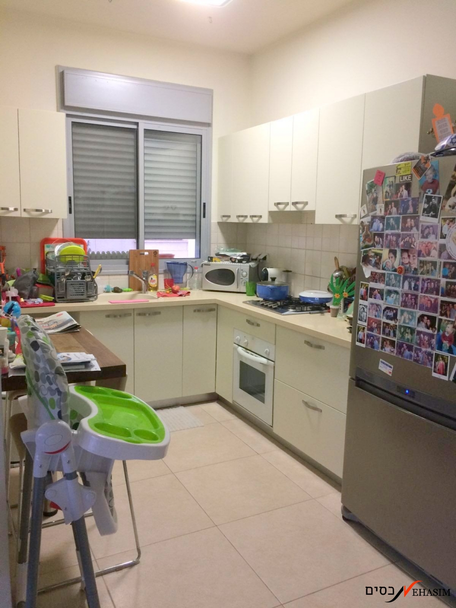 A 2 bedrooms apartment new building
