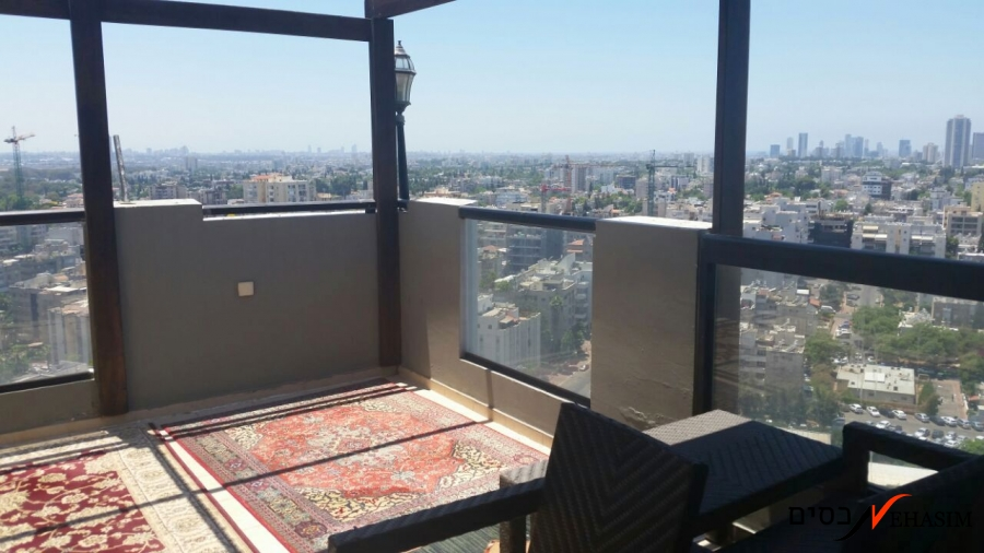 Top of the world view duplex