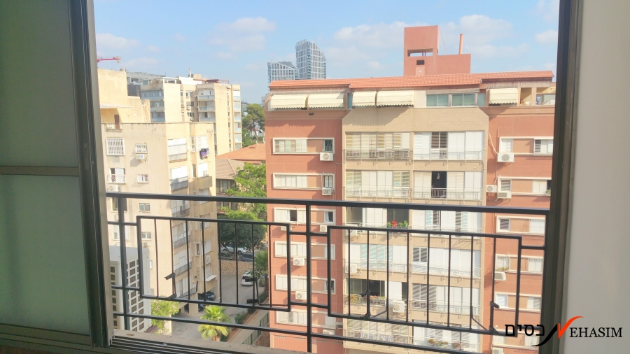 large apartment with open view
